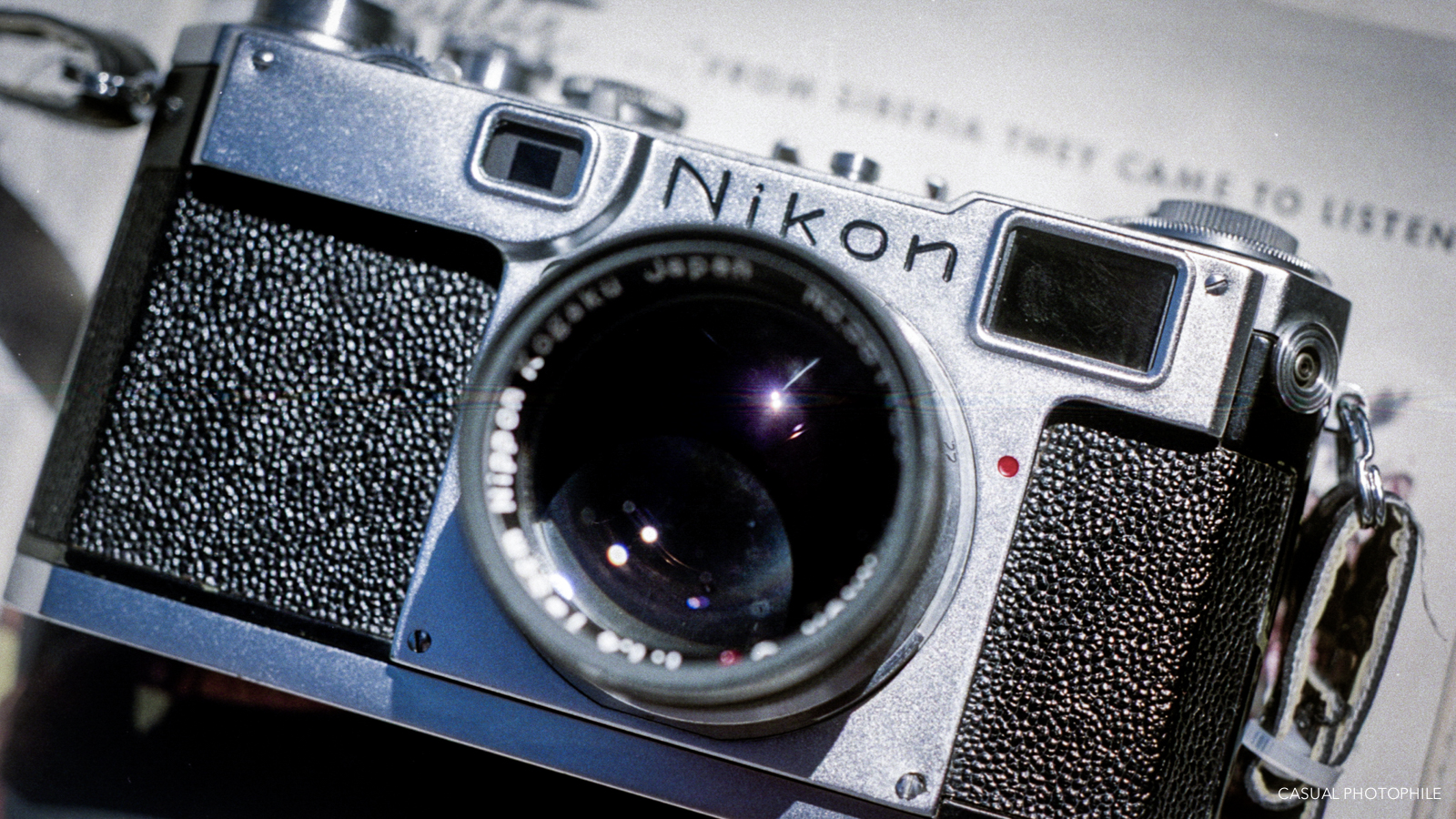 Nikon F - The Camera That Changed Everything - Casual Photophile