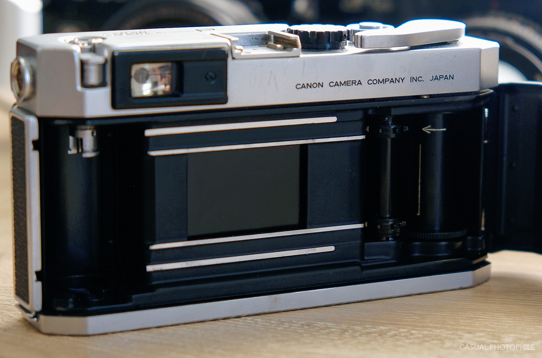 The Canon P is A Beautiful, Functional 35mm Rangefinder Worth