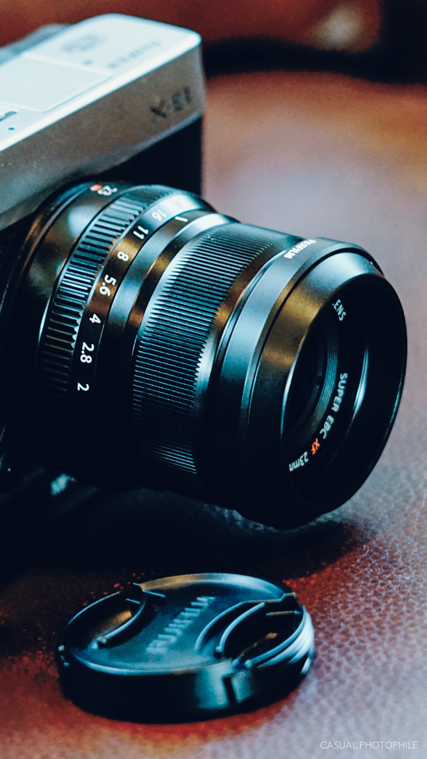 Fujifilm XF 23mm F/2 WR Lens Review - The Fuji X Series