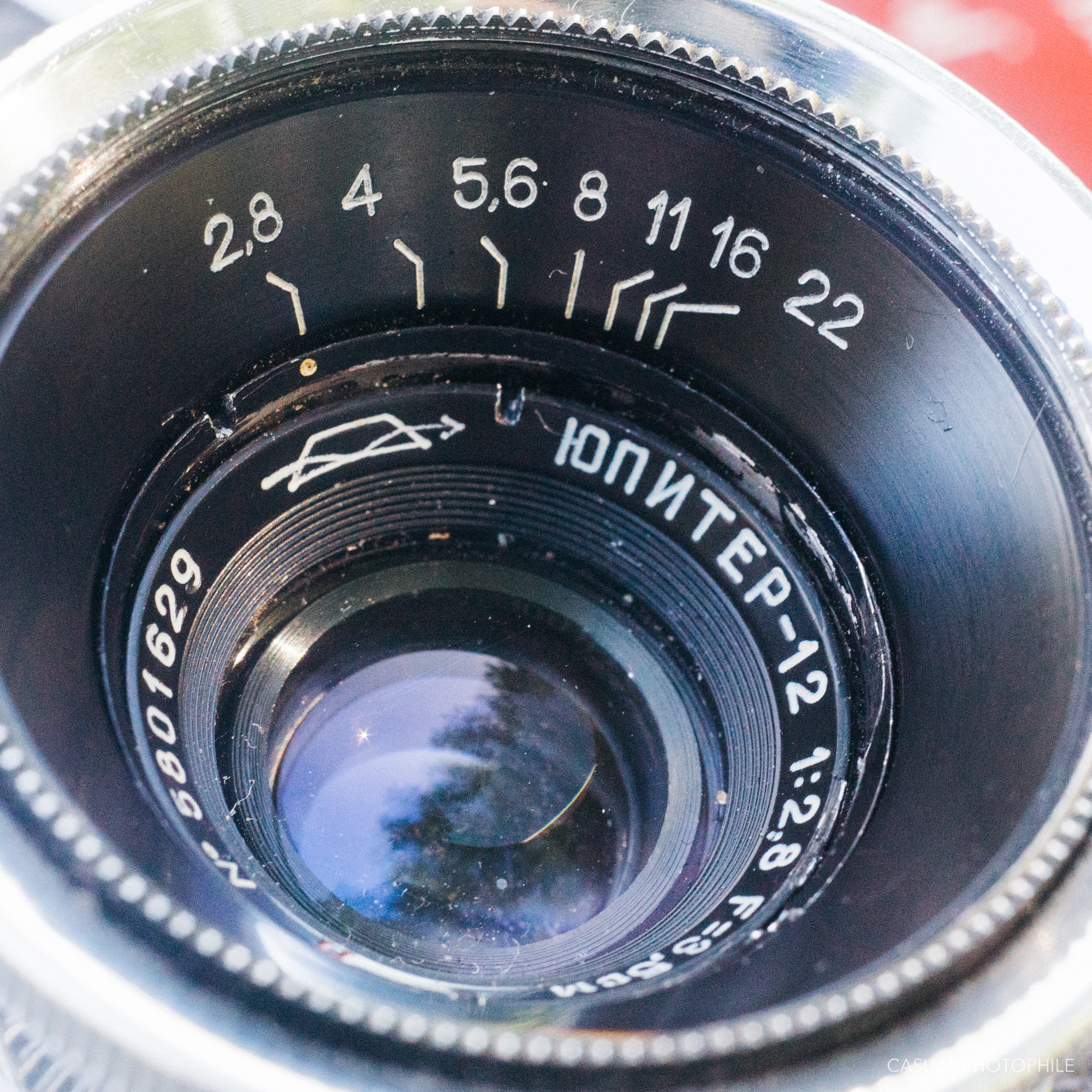 Jupiter-12 35mm F/2 8 Lens Review - Playing Russian Roulette
