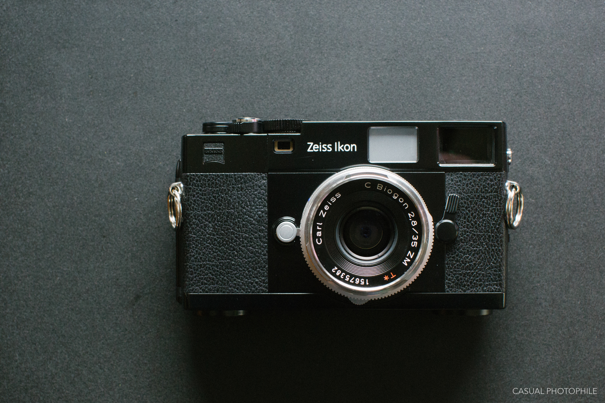 Zeiss Ikon ZM 35mm Rangefinder Review - Everything a