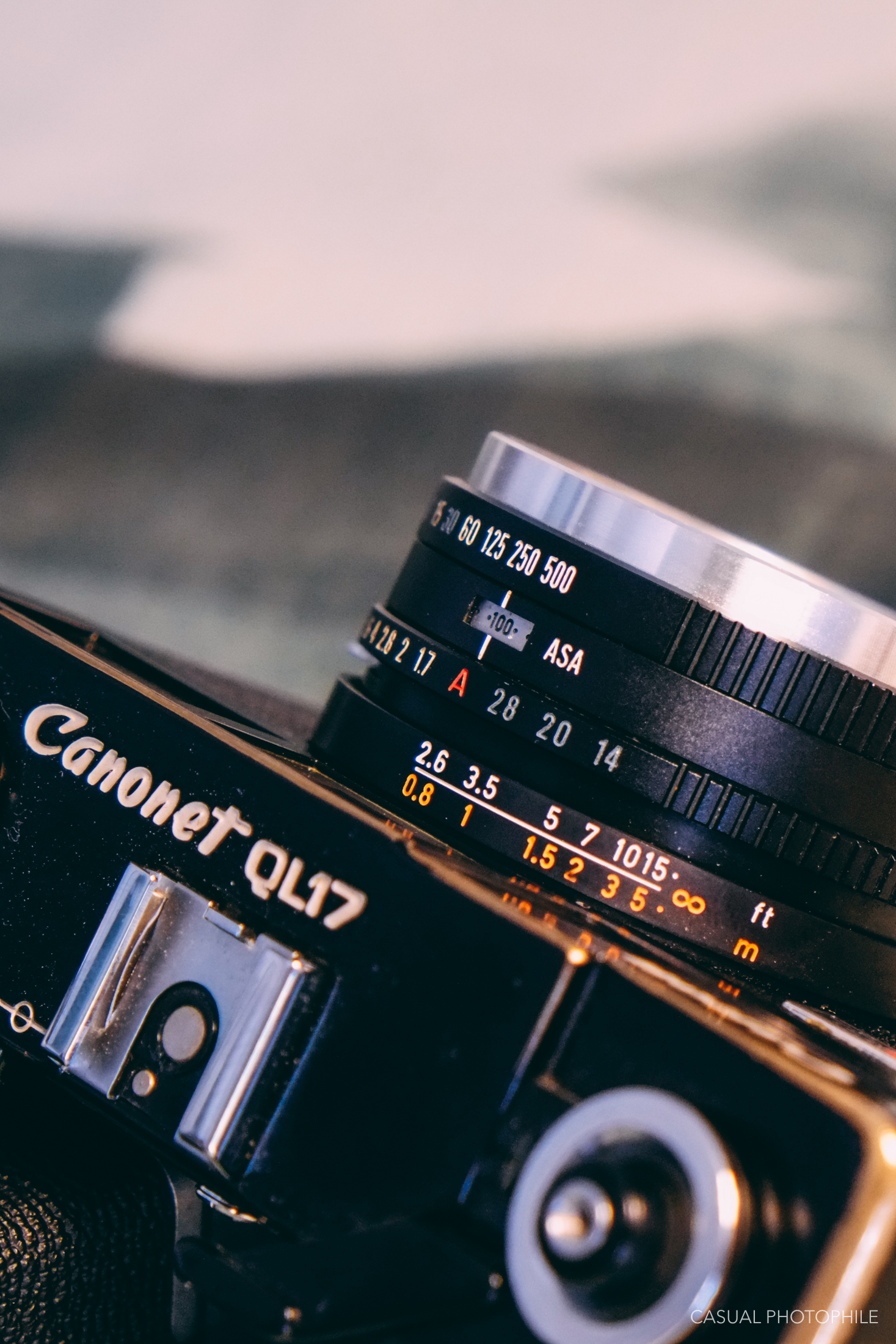 Canon's Canonet Rangefinder Does the Impossible - A Canon Camera