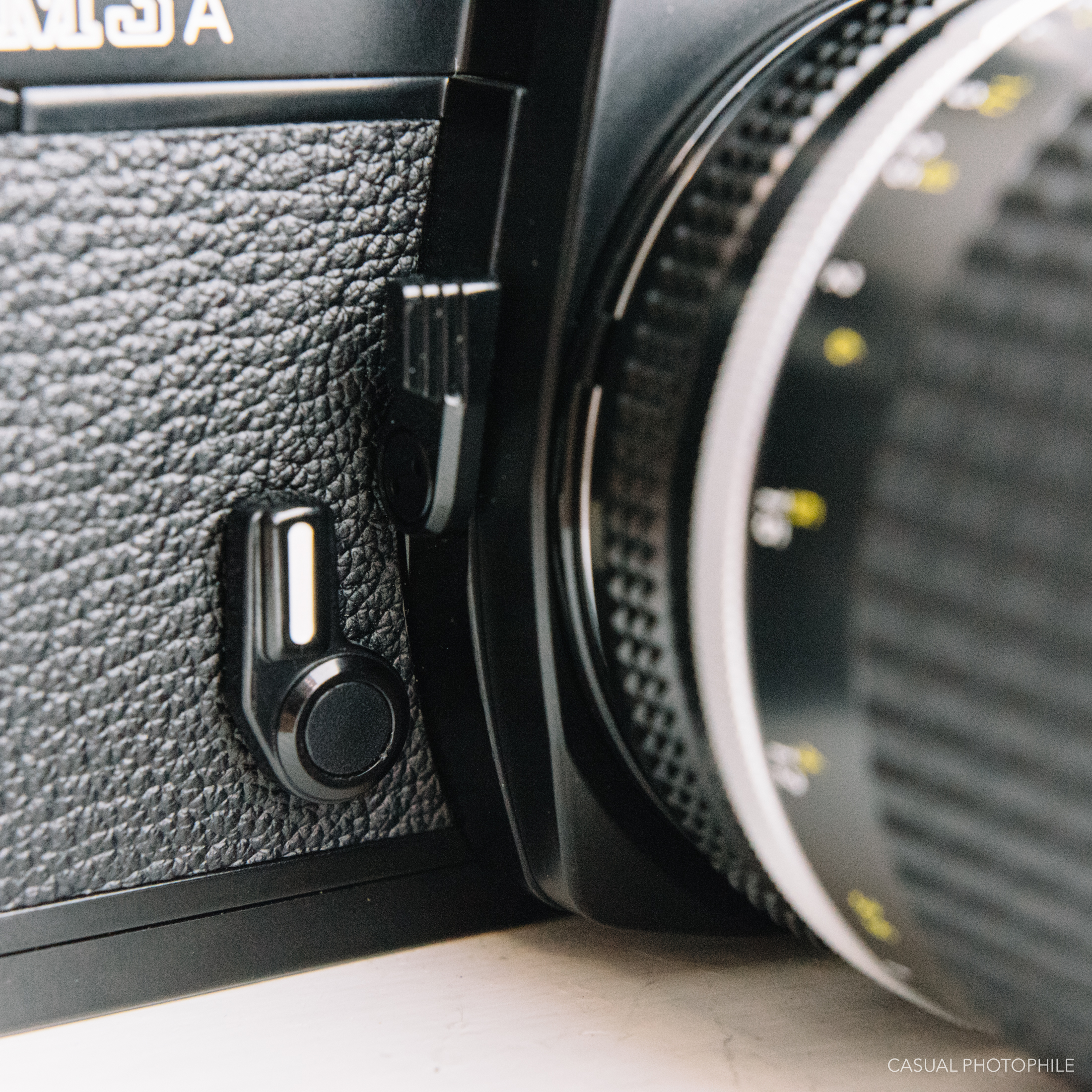 Nikon FM3a Review - A Nearly Perfect SLR - Casual Photophile