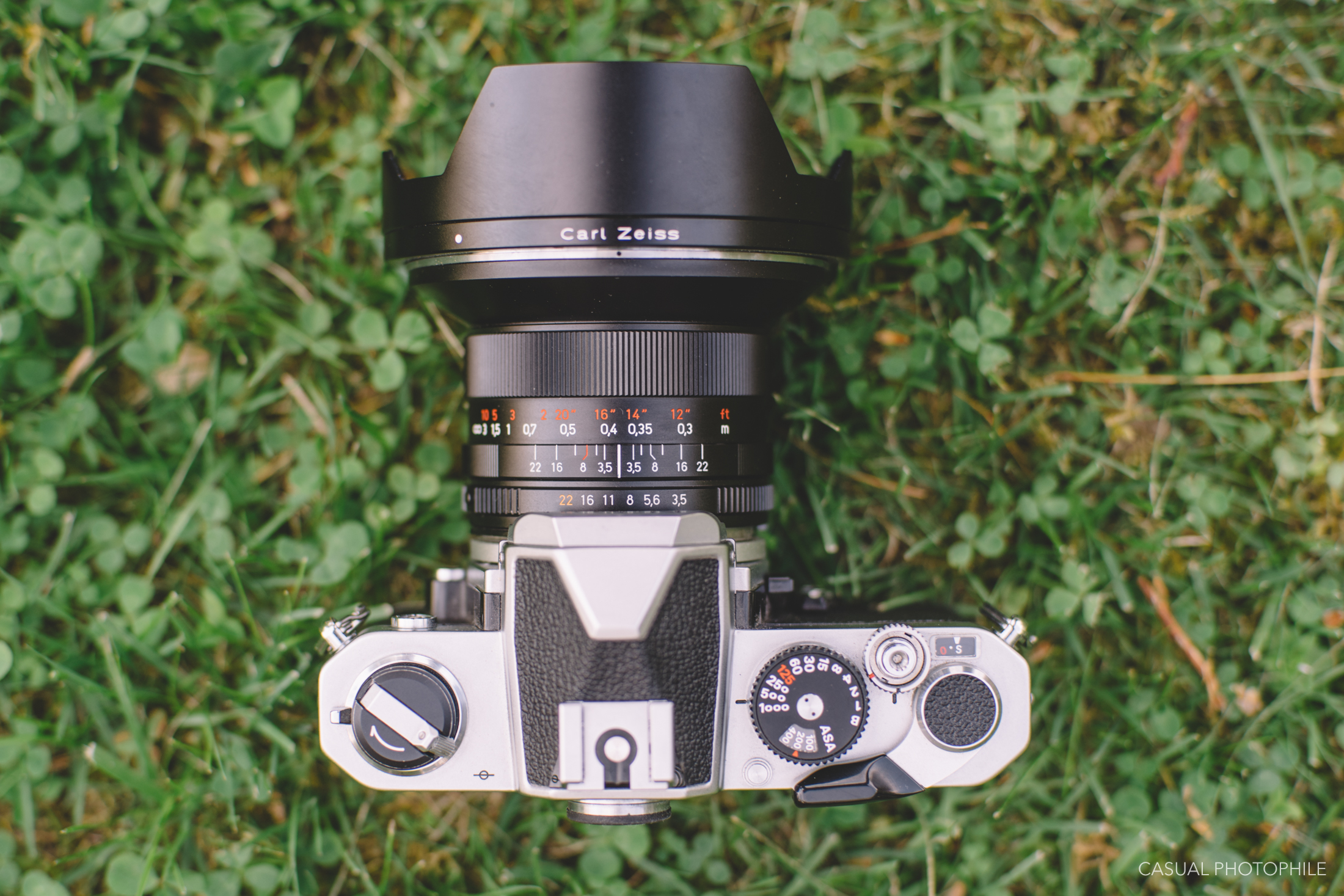 The Nikon FM is All the 35mm Film Camera You Really Need - Casual