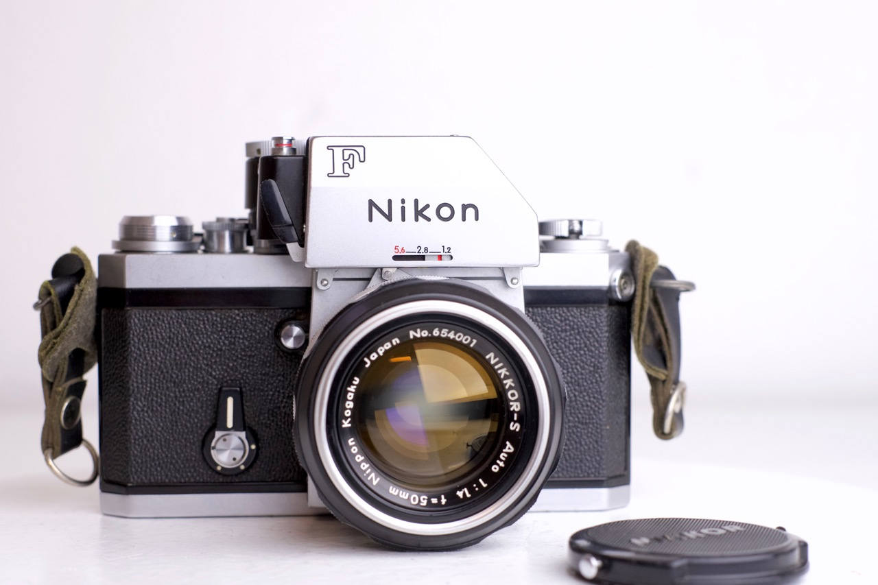 What's an Apollo Nikon F and Why Should We Care - Casual Photophile