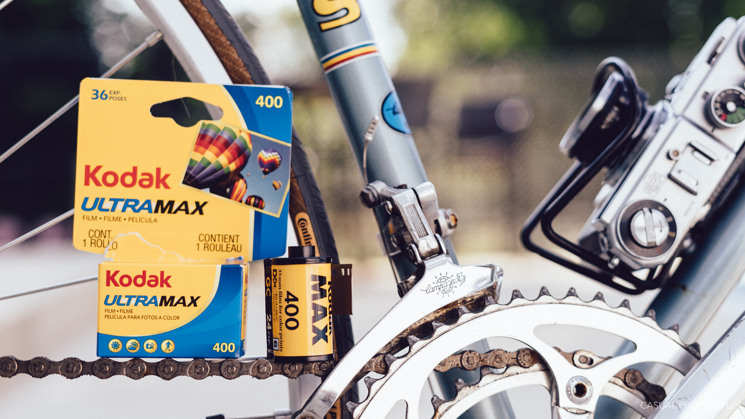 A Quick Guide to Kodak Film and When to Shoot Each One