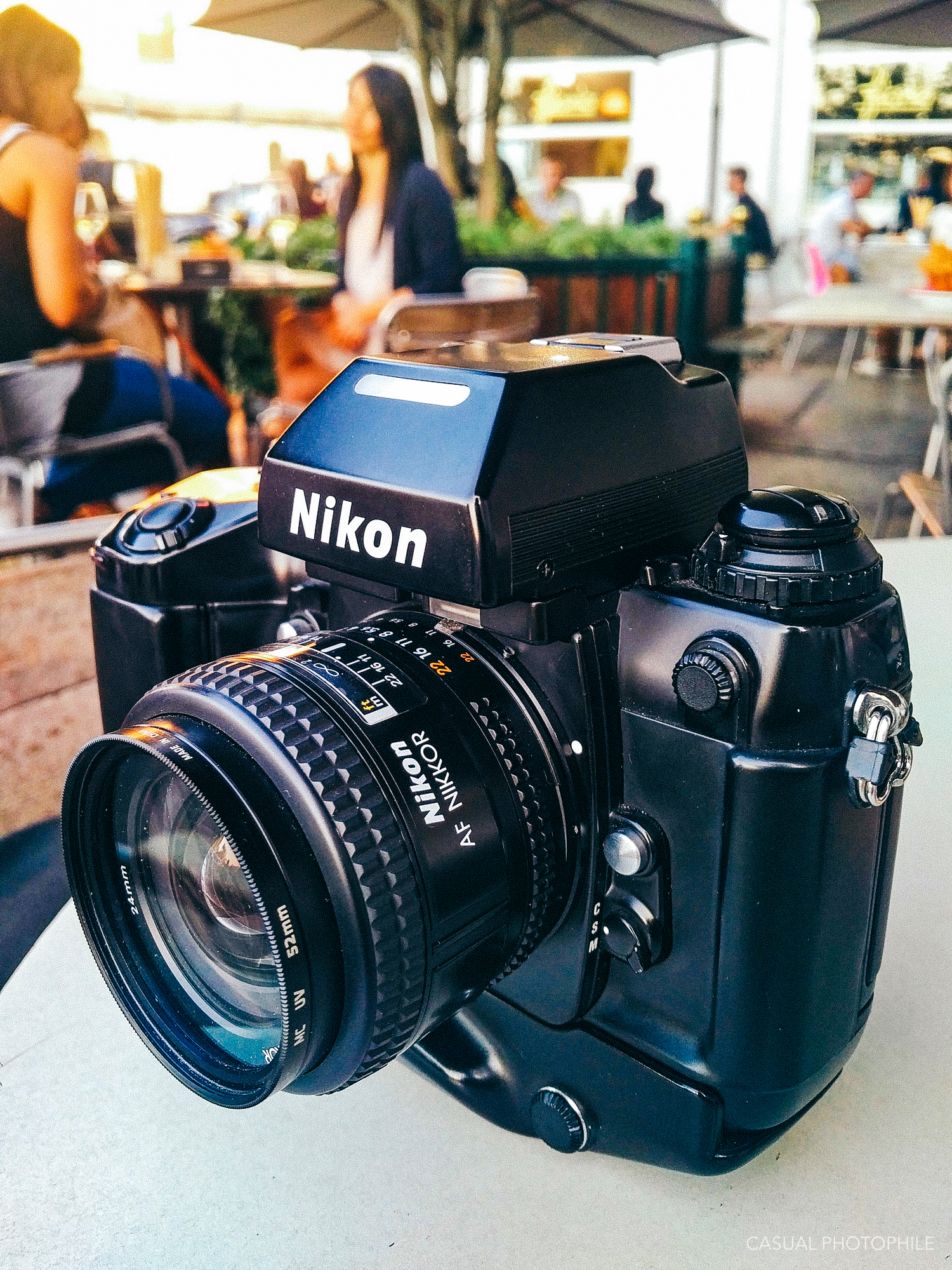 Nikon F4 Camera Review - Thirty Years Old This Month Casual