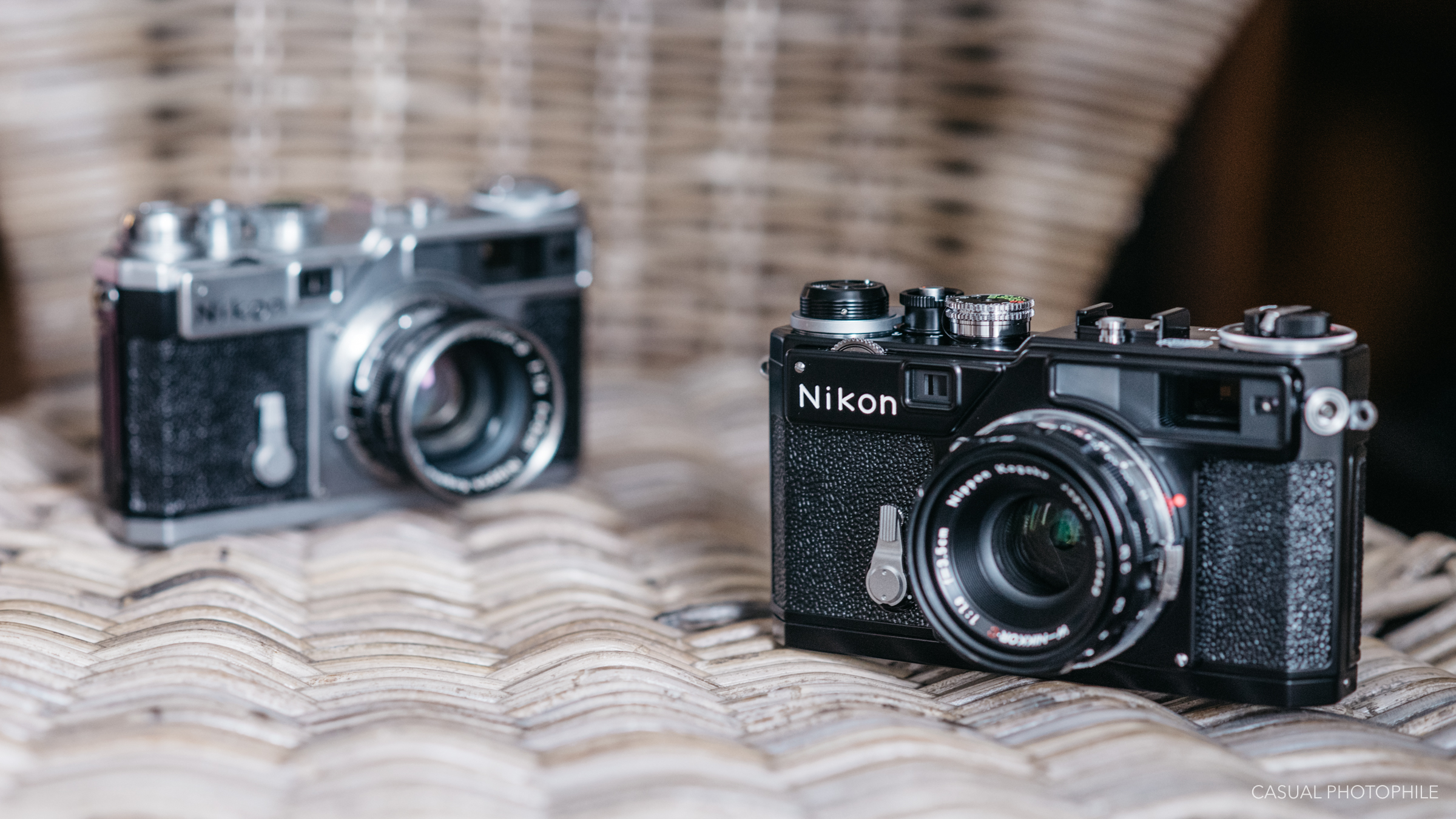 Nikon SP Limited Edition 2005 Overview - Nikon's Rangefinder Swan Song